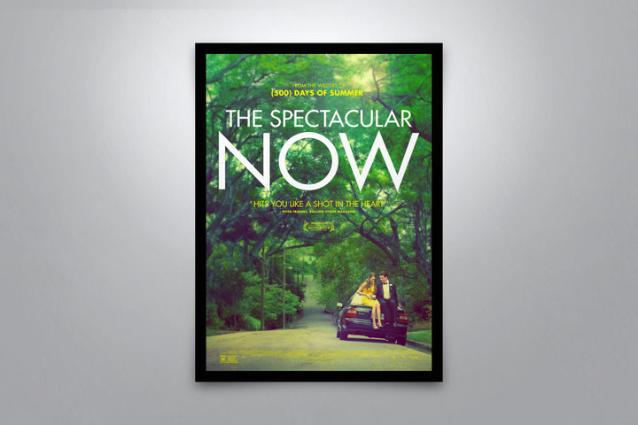 The Spectacular Now - Signed Poster + COA