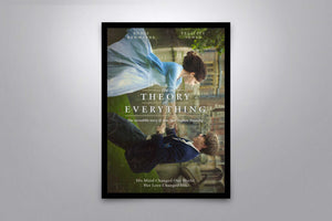 The Theory of Everything - Signed Poster + COA