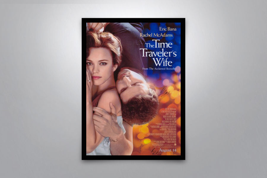The Time Traveler's Wife - Signed Poster + COA