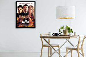 The Vault - Signed Poster + COA