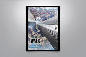 The Walk - Signed Poster + COA