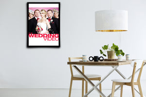 The Wedding Video - Signed Poster + COA