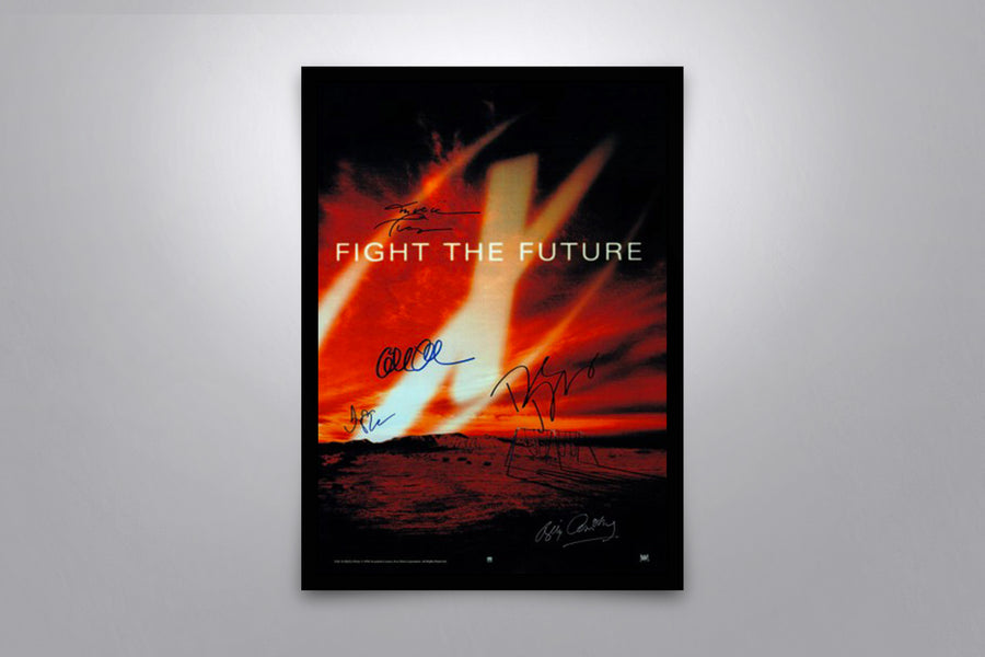 The X-Files - Signed Poster + COA