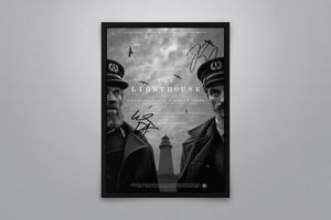 The Lighthouse - Signed Poster + COA