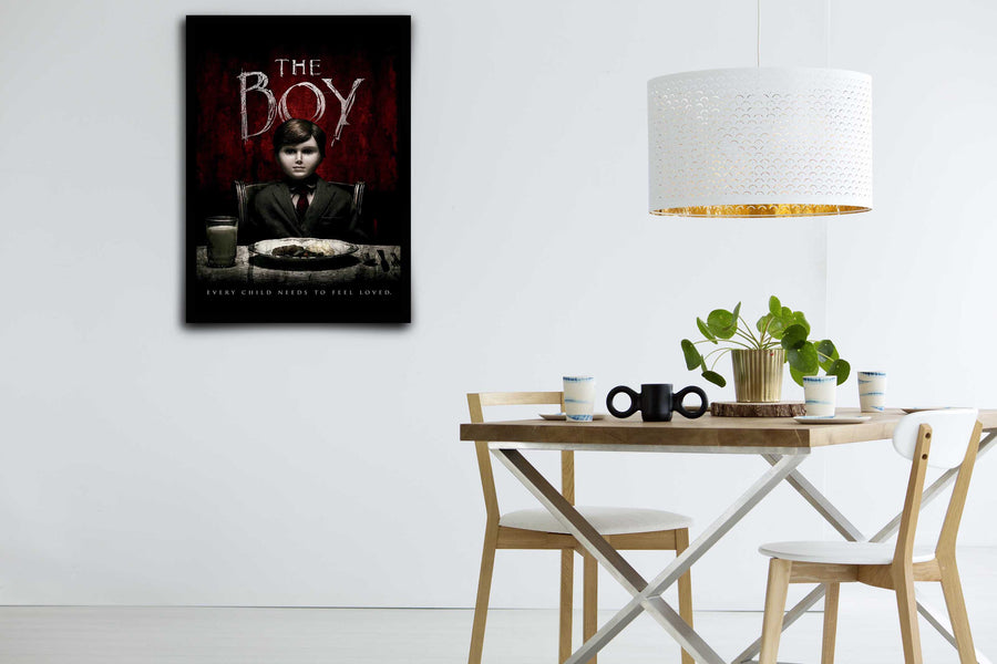 The Boy - Signed Poster + COA