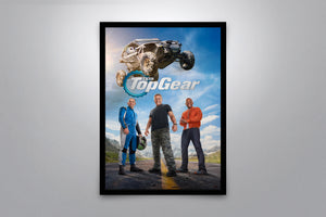 Top Gear - Signed Poster + COA