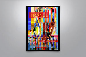 Trance - Signed Poster + COA