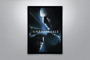 Unbreakable - Signed Poster + COA