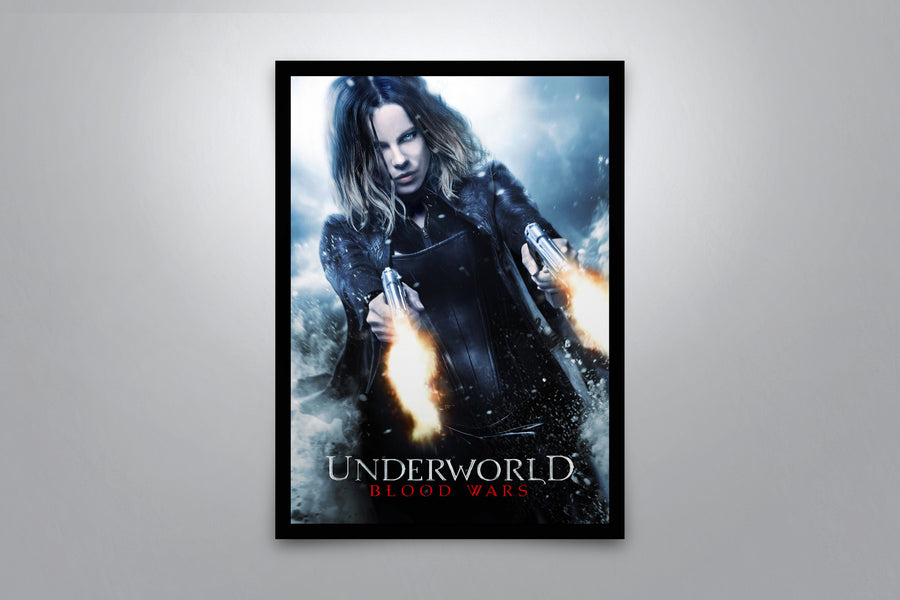 Underworld: Blood Wars - Signed Poster + COA