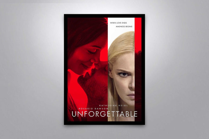 Unforgettable - Signed Poster + COA