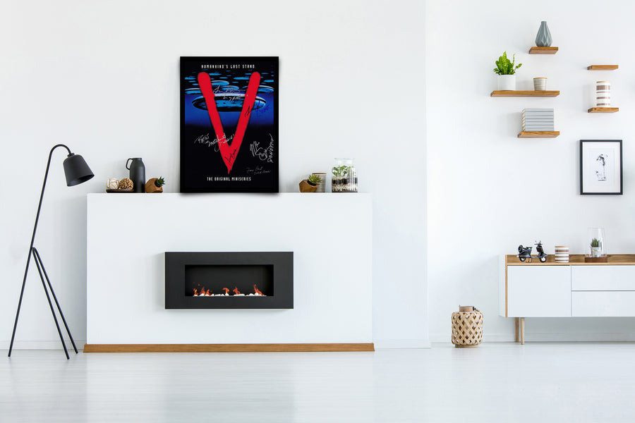 V The Series - Signed Poster + COA
