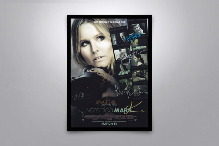 Veronica Mars - Signed Poster + COA