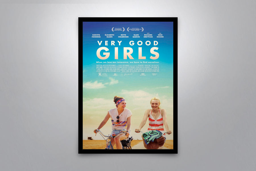 Very Good Girls - Signed Poster + COA