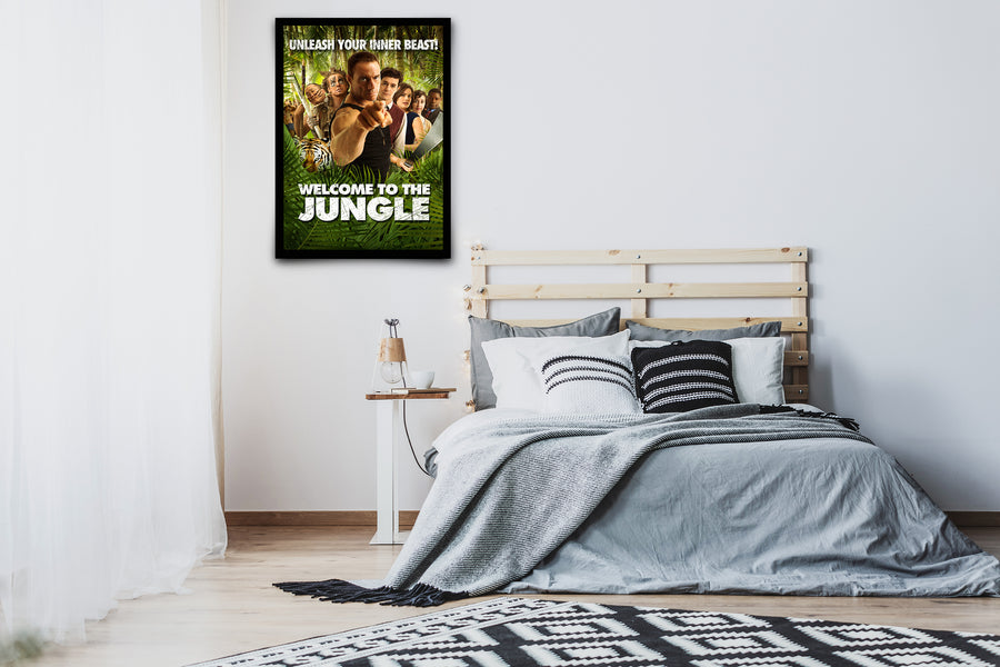 Welcome to the Jungle  - Signed Poster + COA