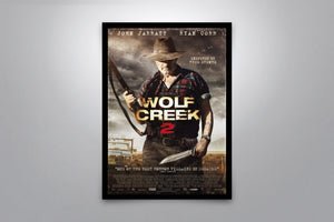 Wolf Creek 2 - Signed Poster + COA