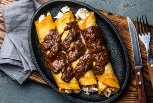 Quick and Easy Mexican Mole  Sauce