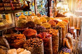 The Spice Souk of Dubai
