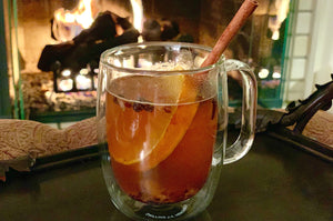 Orange Spiced Hot Toddy