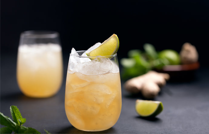 Steakhouse Beer Cocktail