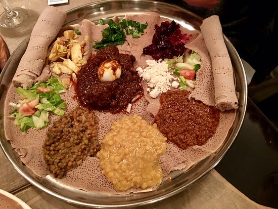 The Spices of Ethiopia