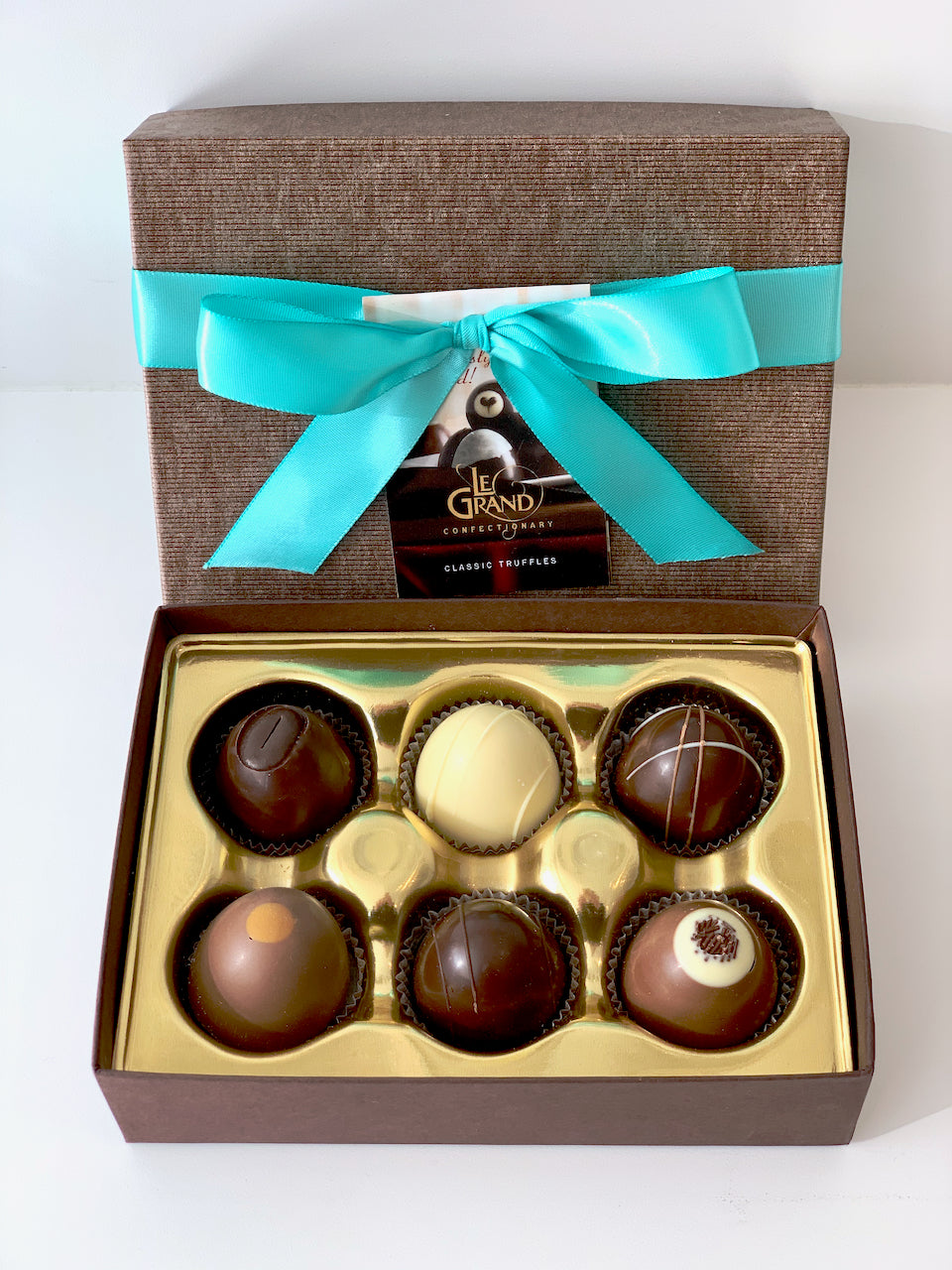 6-piece Petite Truffle Box (Local Pickup Only)