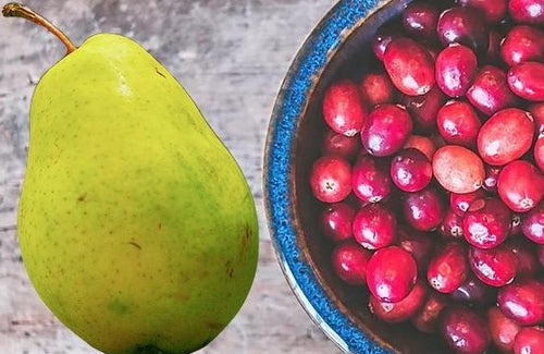 Cranberry Pear Vinegar (Local Delivery or Pickup Only)