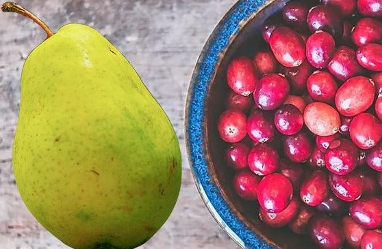 Cranberry Pear Vinegar (Local Pickup Only)