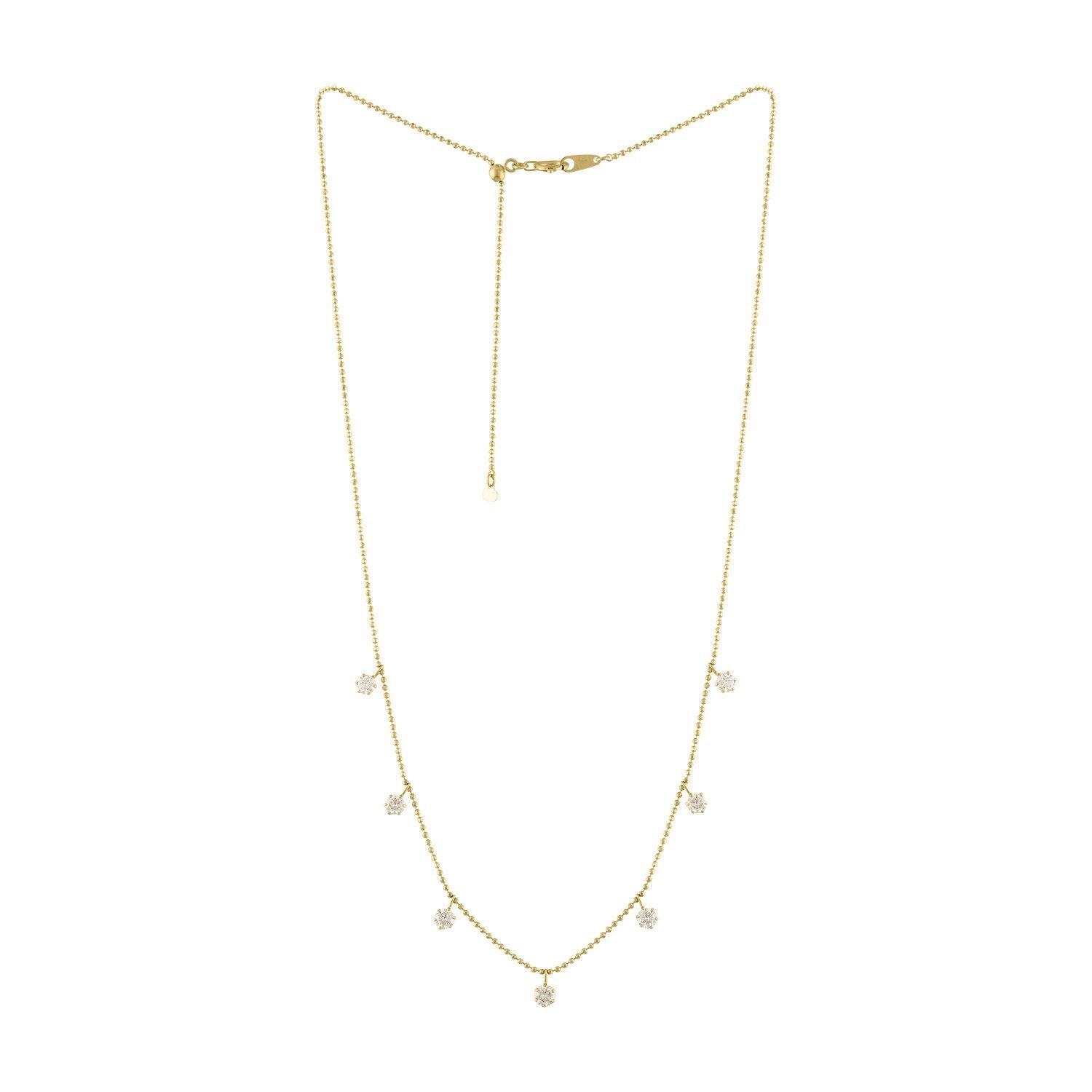 Jane Kaye | Icicle Choker Necklace