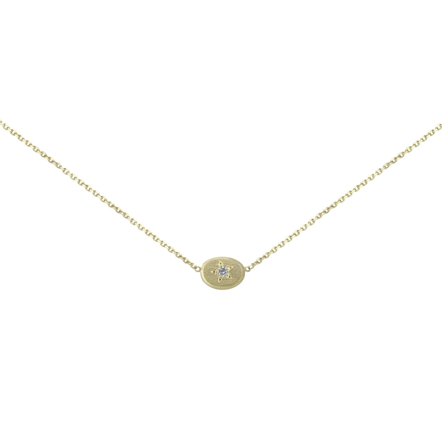 Vincents Fine Jewelry | Sweet Pea | Starry Night Necklace