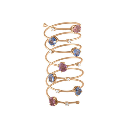 Vincents Fine Jewelry | Jane Kaye | Sapphire Slinky Ring