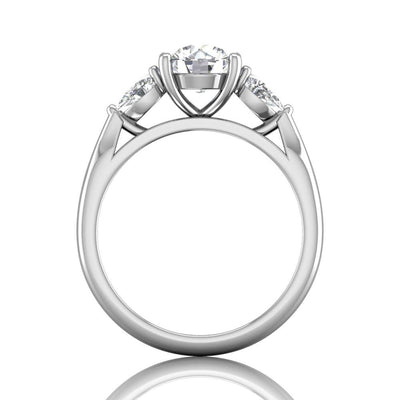 Vincents Fine Jewelry | Martin Flyer | Engagement Ring
