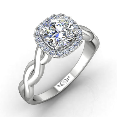 Vincents Fine Jewelry | Martin Flyer | Solitaire Engagement Ring