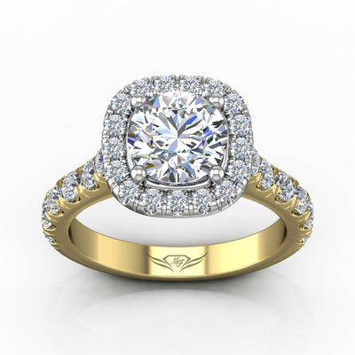Vincents Fine Jewelry | Martin Flyer | Micropave Remount
