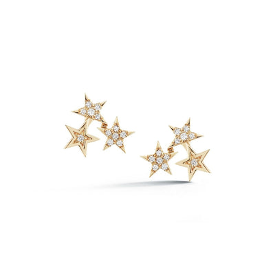 Vincents Fine Jewelry | Dana Rebecca | Julianne Himiko Trio Star Studs