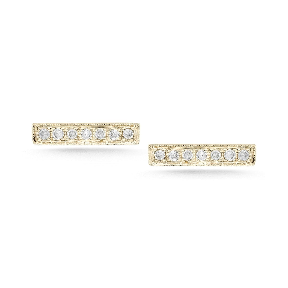 Vincents Fine Jewelry | Dana Rebecca | Sylvie Rose Bar Studs