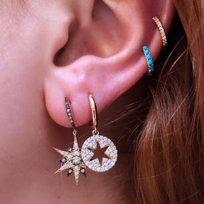 Starborn Earrings