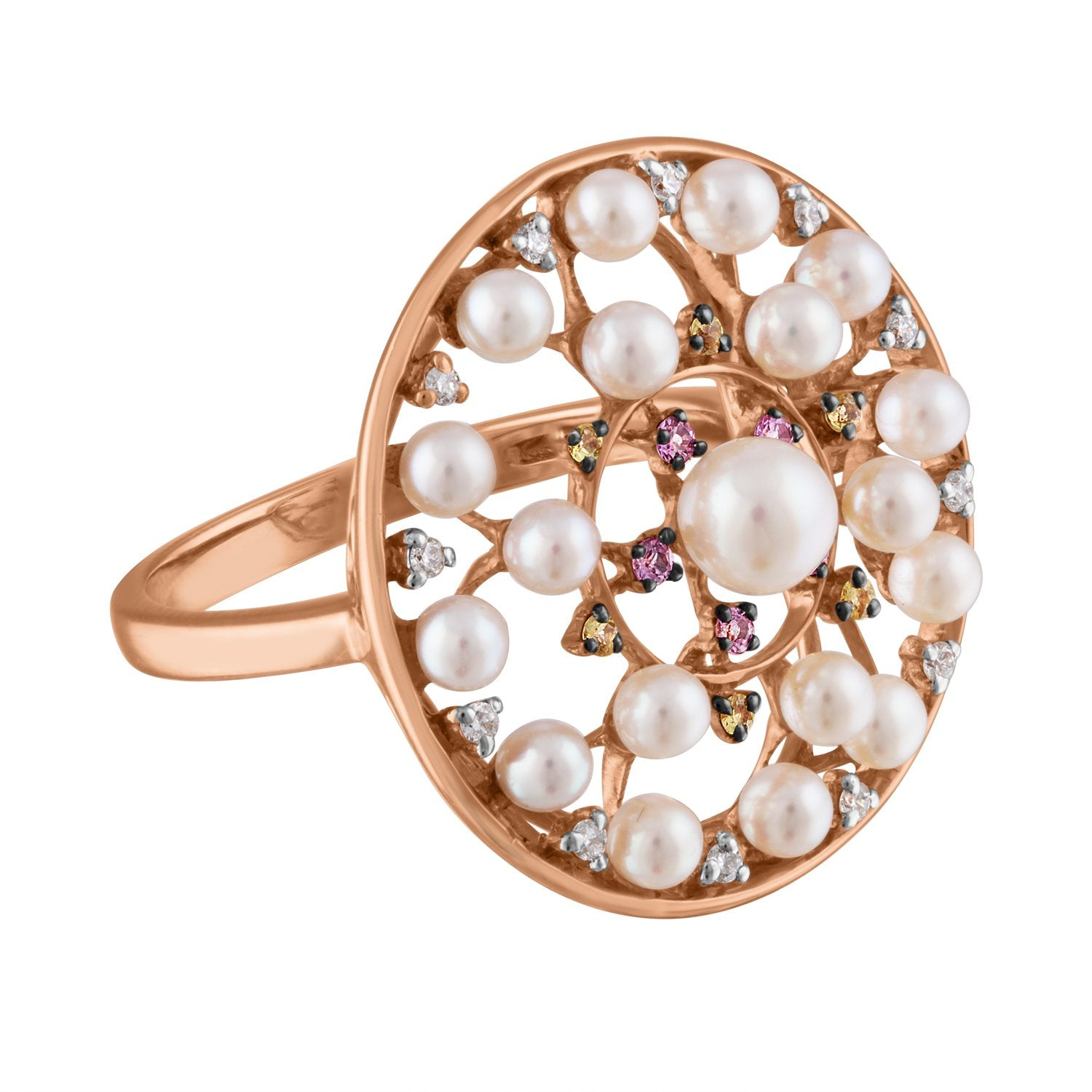 Vincents Fine Jewelry | Jane Kaye | Pearl Cocktail Ring