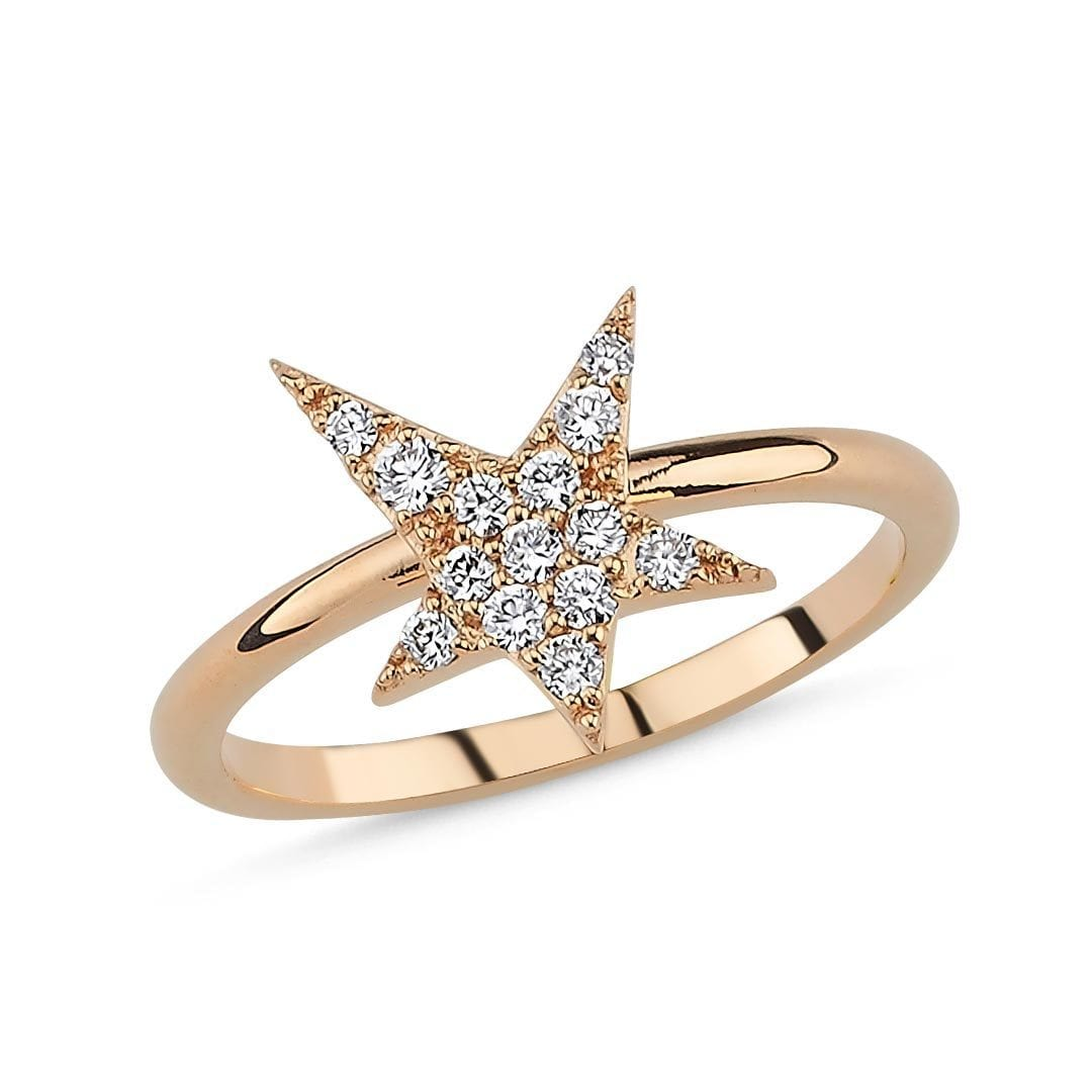 Vincents Fine Jewelry | Diamond Rockstar Ring | Own Your Story