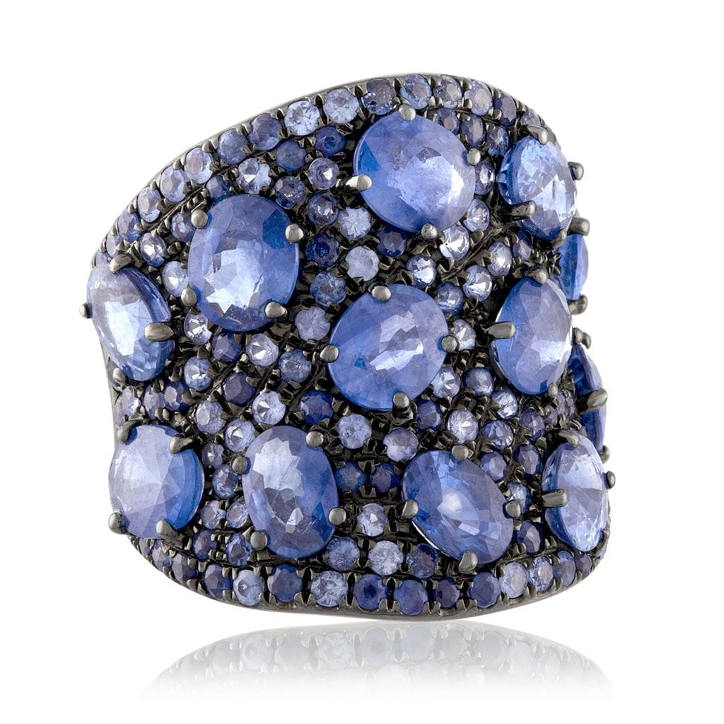 Vincents Fine Jewelry | Jane Kaye | Ombre Wide Band Ring