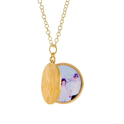 Vincents Fine Jewelry | Devon Woodhill | Modern Locket & Photo
