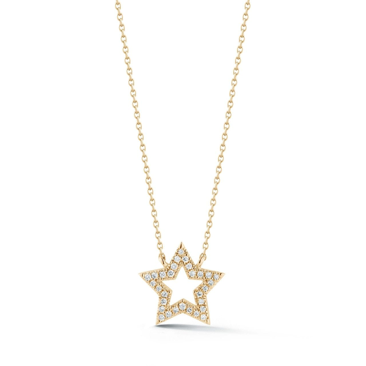 Vincents Fine Jewelry | Dana Rebecca | Julianne Himiko Cutout Star Necklace
