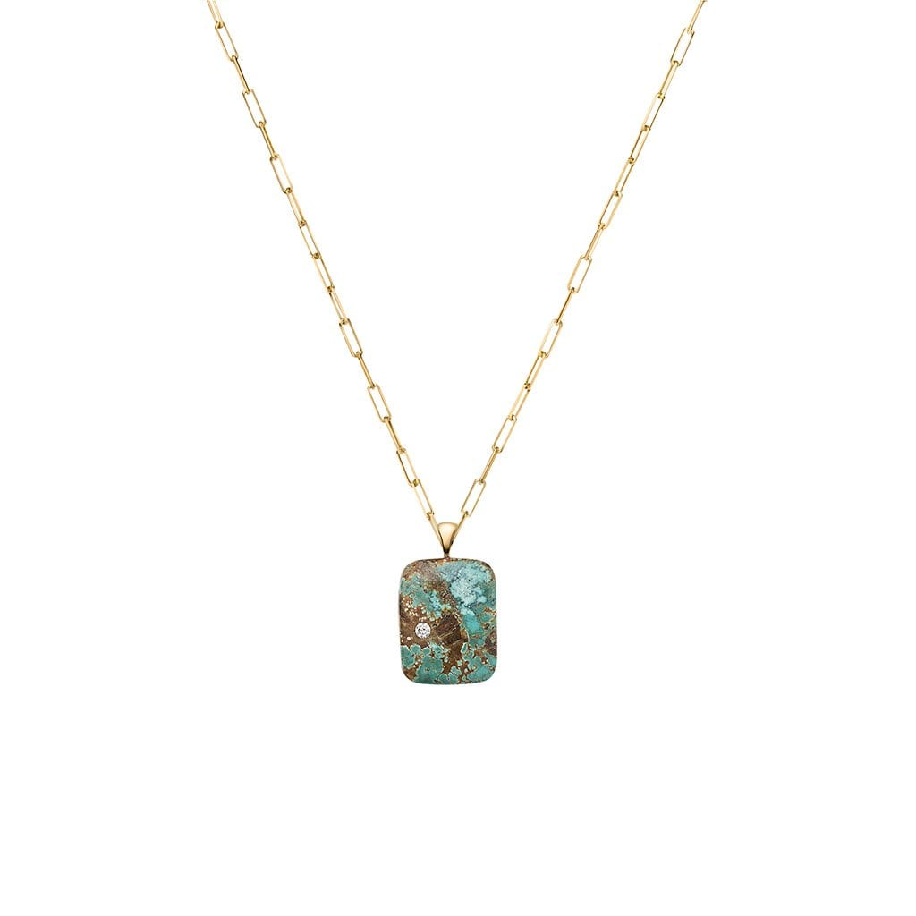 Vincents Fine Jewelry | Nessa Designs | Tranquil Blues Turquoise & Diamond