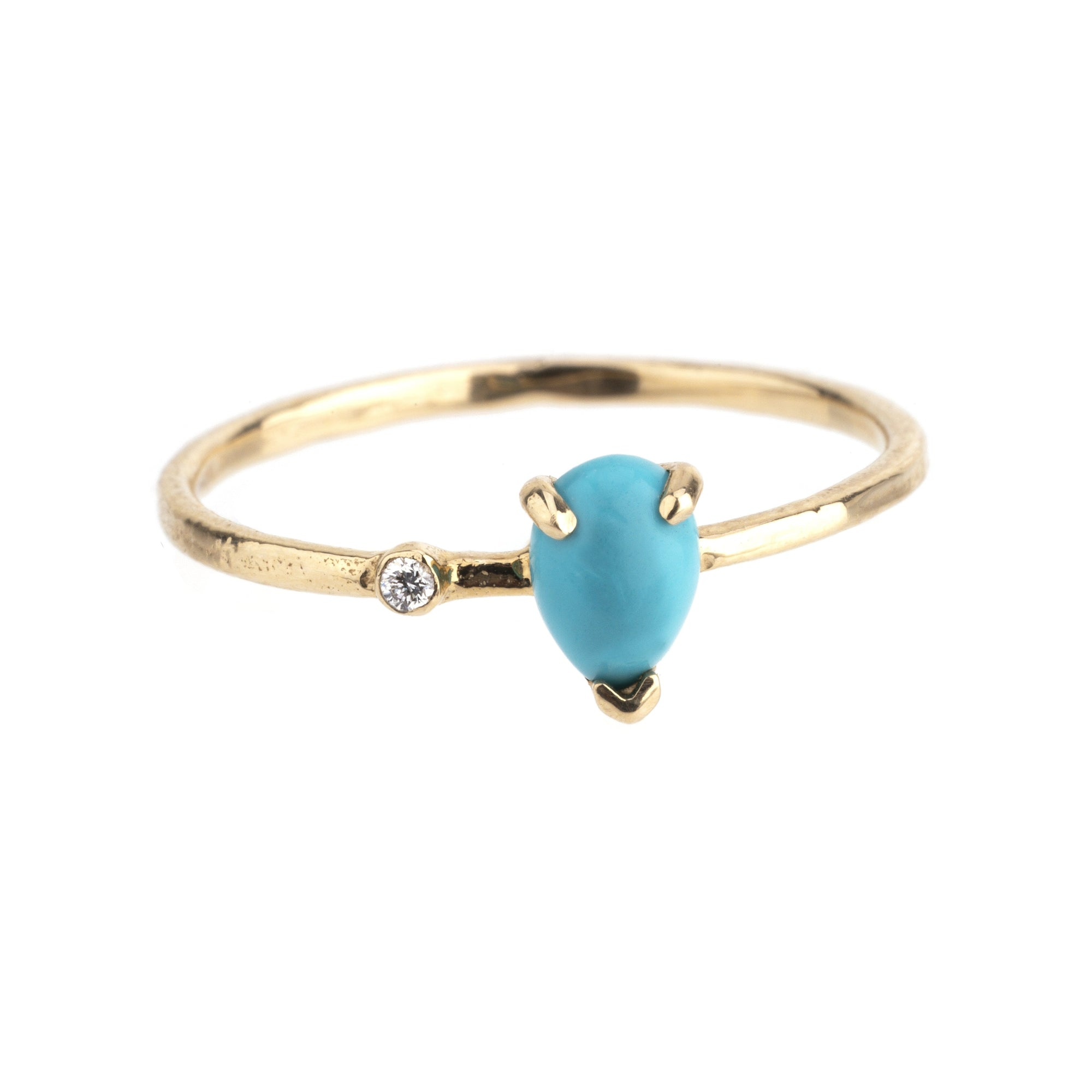Wink Ring: Sleeping Beauty Turquoise