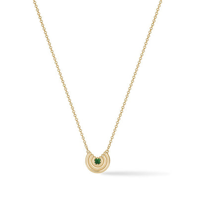 Petite Revival Necklace Jade