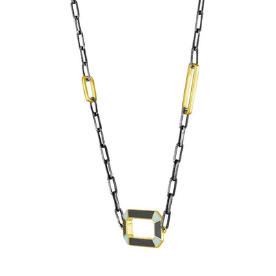 Vincents Fine Jewelry | Amy Glaswand | POP Geo Hex Pendant Necklace