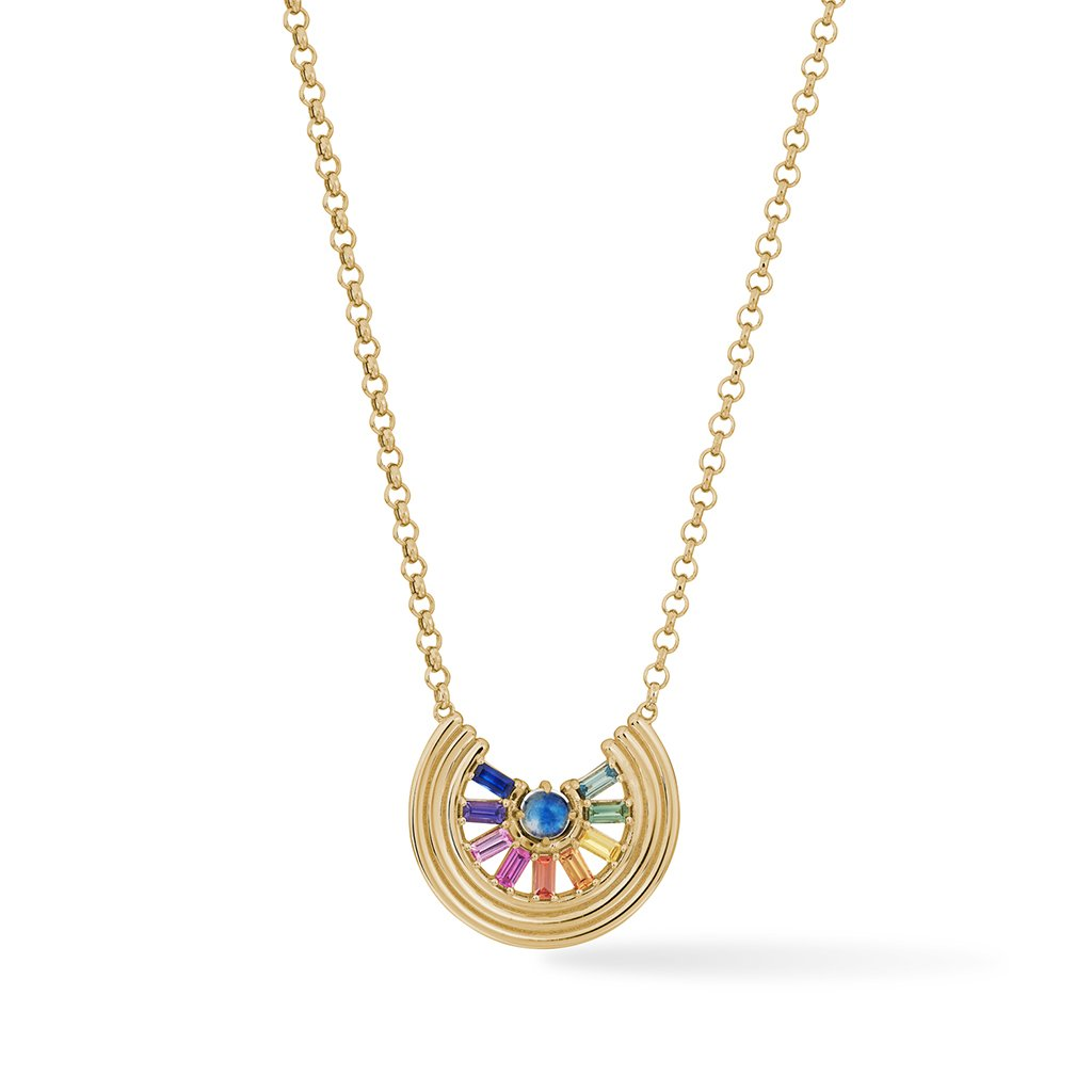 Rainbow Revival Necklace