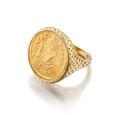 Ray Griffiths | Vintage Coin Ring