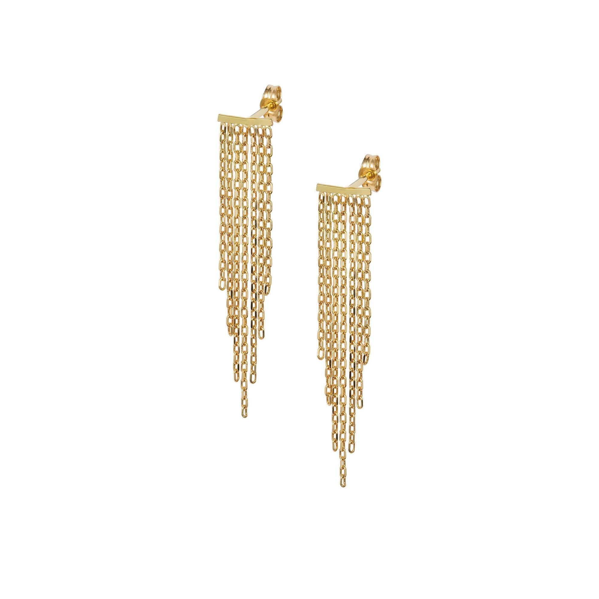 Vincents Fine Jewelry | Sweet Pea | Fabulous Fringe Earrings
