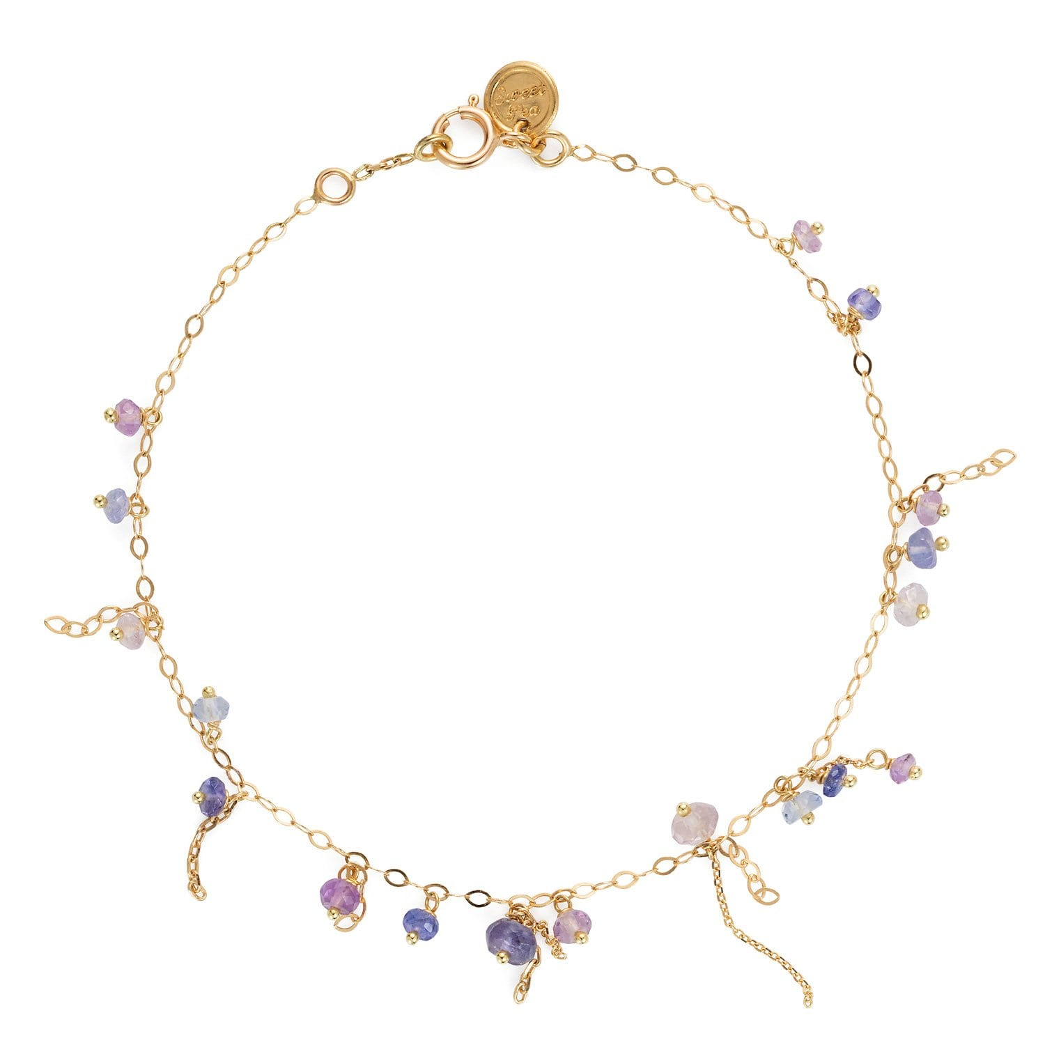 Vincents Fine Jewelry | Sweet Pea | Pogo Punk Bracelet