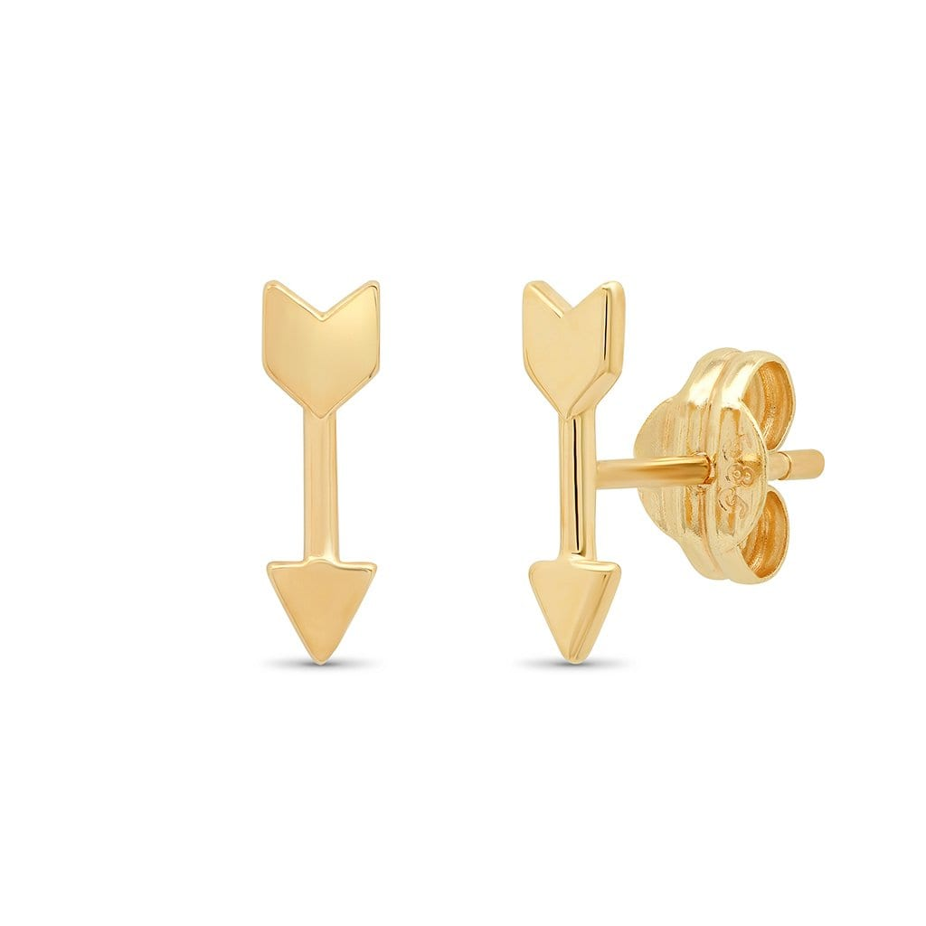 Vincents Fine Jewelry | TAI Jewelry | Arrow Studs